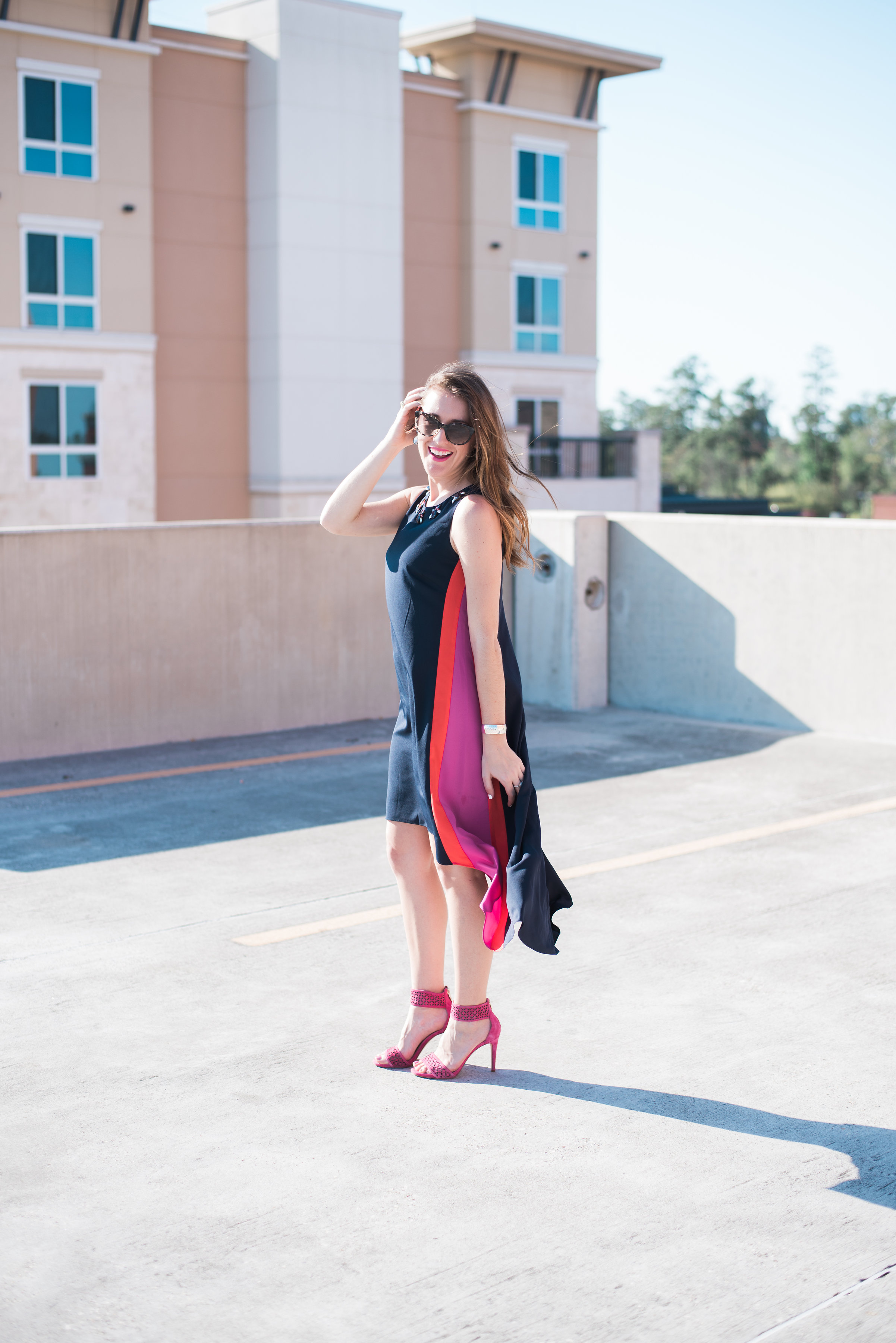 Spring Flowy Dress It 39 S All Chic To Me Houston Fashion