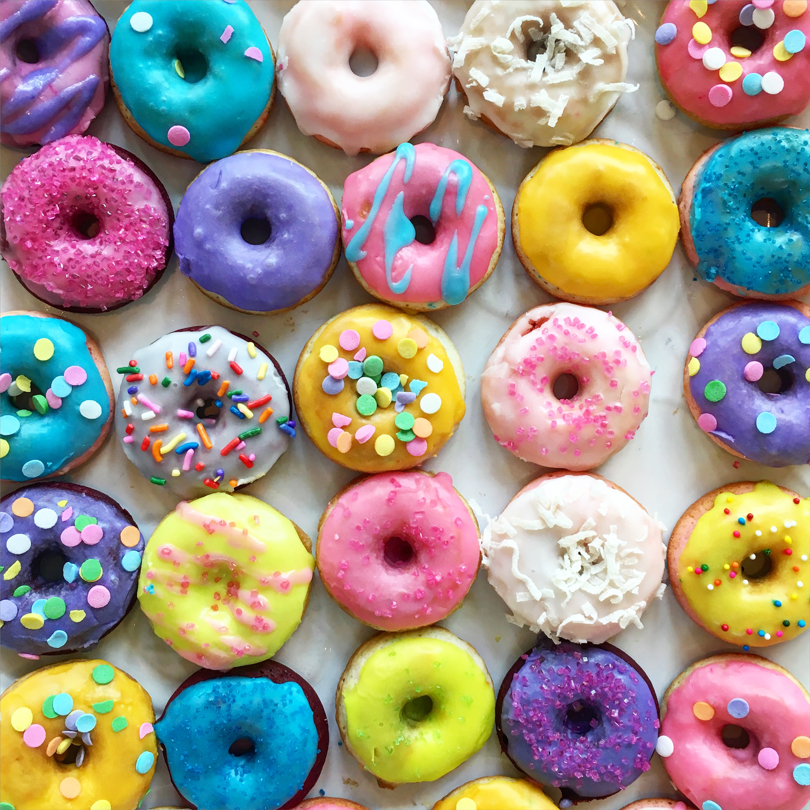 Easy Mini Cake Donut Recipe   It's All Chic to Me ...