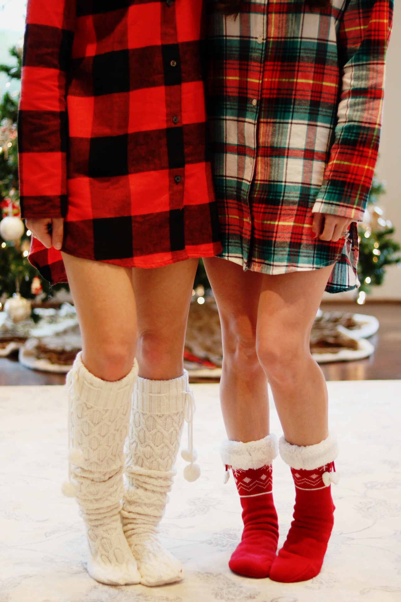 Merry Little Plaid Christmas It S All Chic To Me